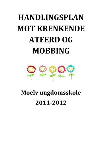 handlingsplan mot krenkende atferd og mobbing - Ringsaker ...