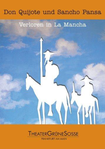 Don Quijote und Sancho Pansa - Frankfurt / Main ...