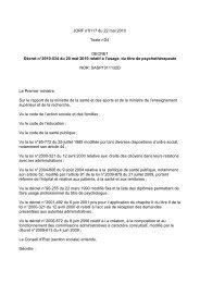JORF n°0117 du 22 mai 2010 Texte n°24 DECRET ... - ARS Paca