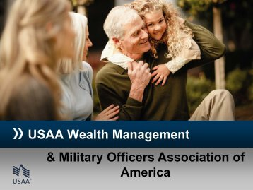 USAA Wealth Management & Military Officers Association of America
