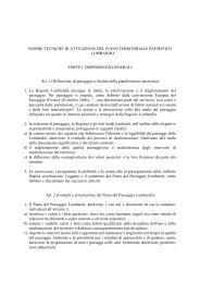 NORME TECNICHE DI ATTUAZIONE DEL PIANO TERRITORIALE ...