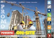 See Latest Construction Specials