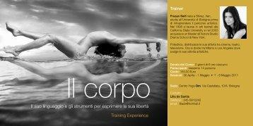 Corso Il linguaggio del corpo x mail.pdf - Nienteansia.it