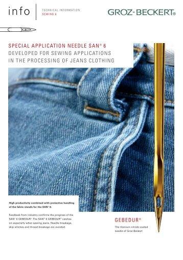 SAN 6 Gebedur Special Application - Alan Godrich