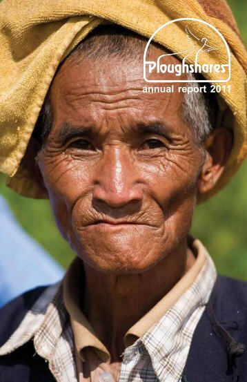 annual report 2011 - Project Ploughshares