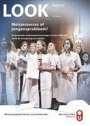 Meisjessucces of jongensprobleem? - Open Universiteit Nederland