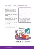When a student has cancer - Impact of Special Needs - Page 4