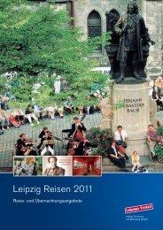 Leipzig Reisen 2011 - Stadt Leipzig