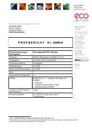 Verbundgewebe 350 g/m², 100 % Baumwolle - Dormiente