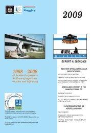 EXPORT N. 28EN 2009 - Marine Office