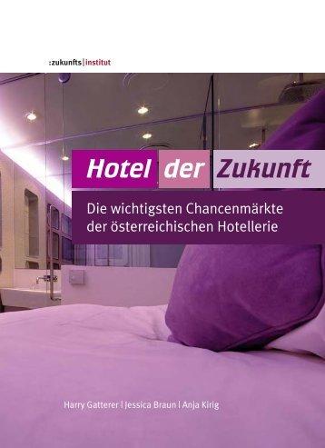 Hotel der Zukunft | Auftragsstudie der WKO