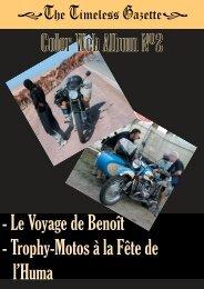 Trophy-Motos à la Fête de l'Huma - Les vestes Belstaff en France ...
