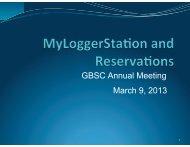 Reservation System