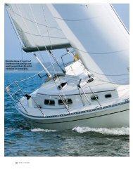 Yacht. Test - Hanse 311 - Uisge Beatha