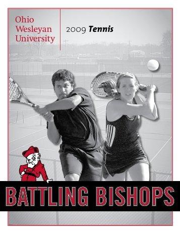 2008-09 guide - Ohio Wesleyan University