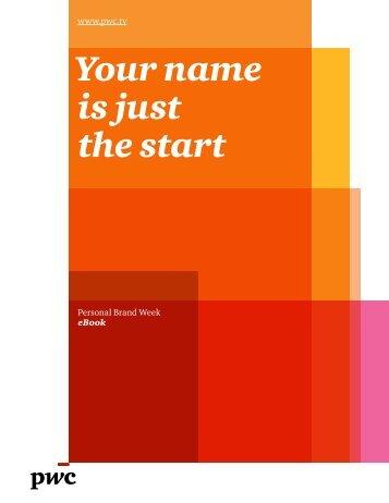 Your name is just the start - zakelijk.net