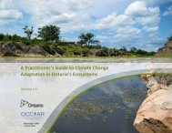 A Practitioners Guide to Climate Change Adaptation in Ontario's ...