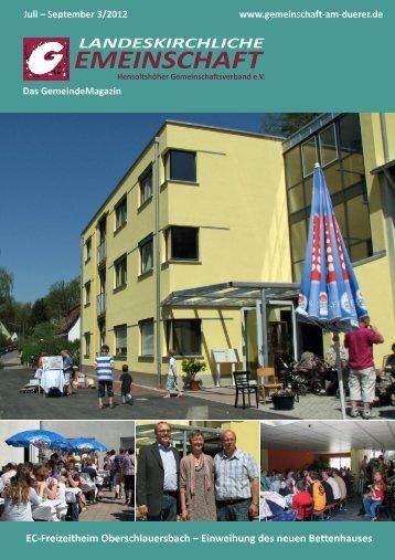 """""""Sommerfest am Dürer"""" am 15. September 2012 im Innenhof Füll 6"""
