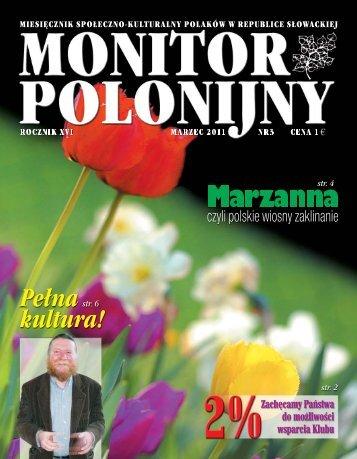 Pełna kultura! - Polonia.sk