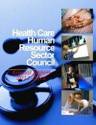 HCHRSC Annual General Report 2011-2012