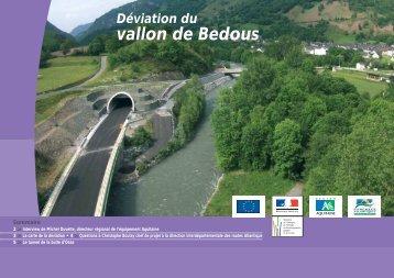 vallon de Bedous - Transports en Aquitaine