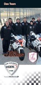 Teampartner 2012 www.wilbers-bmw-racing.de - Seite 2