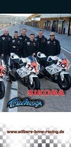 Teampartner 2012 www.wilbers-bmw-racing.de - Seite 3