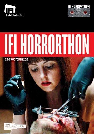Download last year's programme. - Irish Film Institute