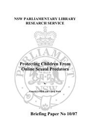 Protecting Children From Online Sexual Predators - Parliament of ...