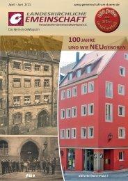 Die Füll - Landeskirchliche Gemeinschaft am Dürer