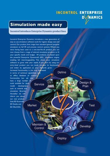 Information sheet: Enterprise Dynamics