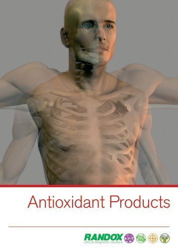 Antioxidant Products
