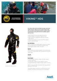 VIKING™ hds - Ansell Protective Solutions