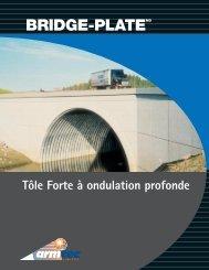 Fr Bridge Plate Q4 02-0716 - Armtec
