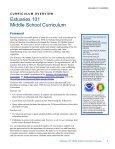 Estuaries 101 Middle School Curriculum - Estuaries NOAA - Page 2