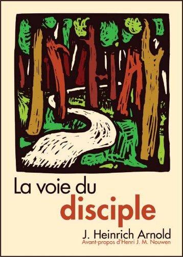 La voie du disciple - Plough
