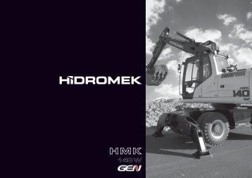 140 W - Hidromek
