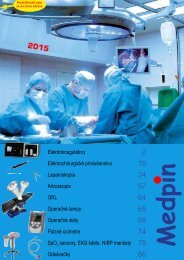 laparoskopické inštrumentárium