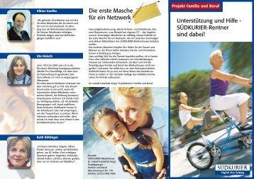SÜDKURIER-Rentner sind dabei! - Kompetenzzentrum Beruf ...