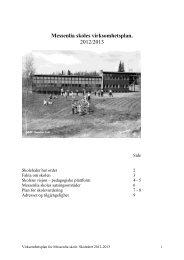 Messenlia skoles virksomhetsplan1213.pdf - Ringsaker kommune