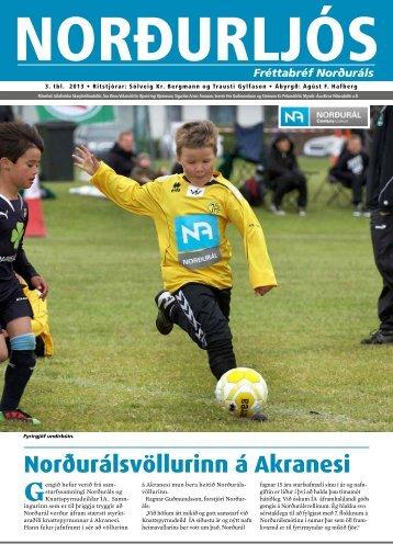 3. tölublað 2013 - Norðurál