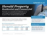 Herald Property Residential and Commercial - New Zealand Herald