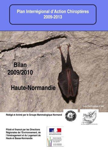 Bilan PIAC HN 2009-2010 - DREAL Haute-Normandie