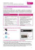 DOSSIER DE PRESSE 2011/2012 - Le Conseil - Etudiantdeparis.fr - Page 4