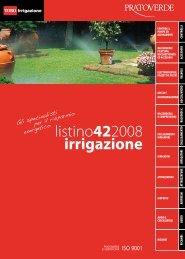 listino422008 irrigazione - Poliplast
