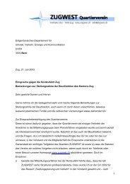 1 Eidgenössisches Departement für Umwelt, Verkehr, Energie und ...