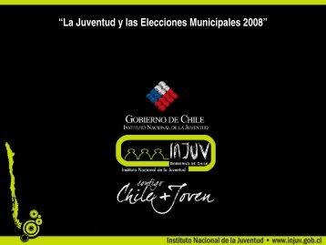 Presentación de PowerPoint - Injuv