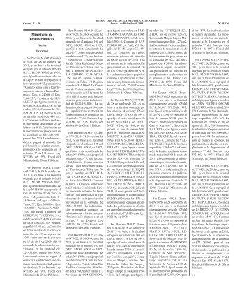enlace - Subsecretaría de Obras Publicas - MOP