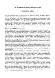 Perego (I giovani e l'emigrazione).pdf - Chiesa Cattolica Italiana