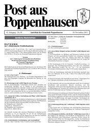 Herrn Pfarrer Josef Zwickl zum Ehrenbürger der ... - Revista Verlag